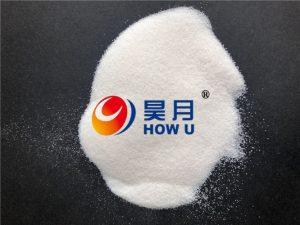 superabsorbent polymer for pet pads
