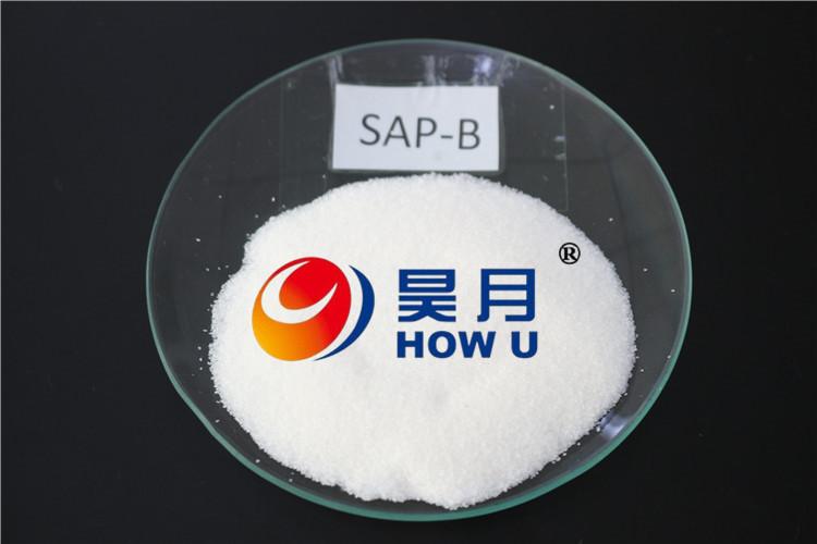 sap super absorbent polymer for sanitary napkin